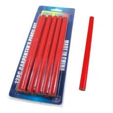 Набір будівельних овальних олівців 12 штук 175мм Only Tools