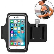 """Армбенд, спортивний наручний чохол для смартфонів 5.5-6.2"""", універсальний"""