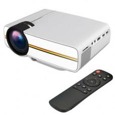 Проектор мультимедійний портативний LCD 50-130 1200лм YG410 MiraScreen