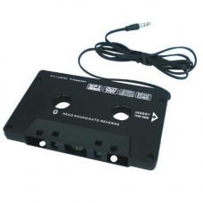 Касетний адаптер для автомагнітоли, касета перехідник на плеєр