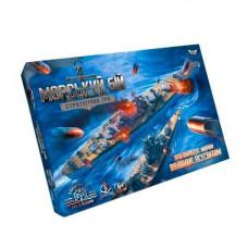 Настільна гра Морський бій з ігровим полем + 374 фішок, G-MB-02U