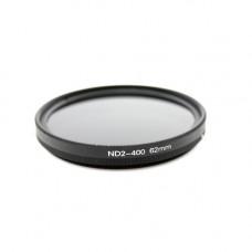 ND фільтр змінної щільності ND2-ND400, 62мм