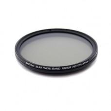 ND фільтр змінної щільності ND2-ND400, 67мм