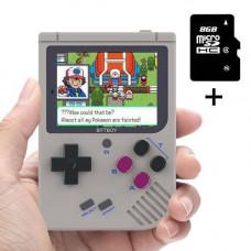Портативна ігрова приставка BittBoy V3.5 +8ГБ Емулятор NES SMD GB PS1