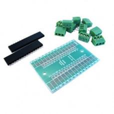 Термінальний адаптер для модуля Arduino Nano V3.0