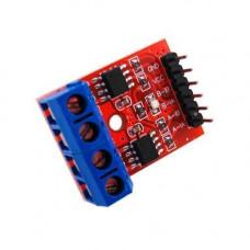 Драйвер двигуна 2-кан H-міст L9110S для Arduino