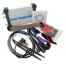 Осцилограф USB приставка ISDS205X, DDS, лог аналізатор, 2 канали 20МГц