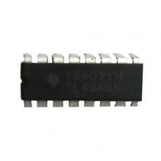 Чіп TL494CN DIP16, ШІМ-контролер імпульсний