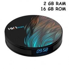 Медіаплеєр Android 9.0 Smart TV Box Rockchip RK3328 2/16ГБ Vontar HK1 Max