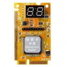 POST карта Mini PCI PCI-E LPC аналізатор несправності ноутбука тестер