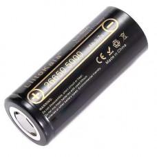Акумулятор 26650 высокотоковый Li-ion 3.7 В 5000мАч LiitoKala Lii-50A