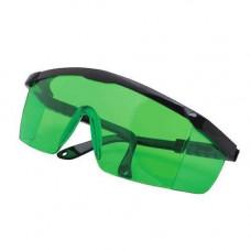 Окуляри зелені підсилюють захисні для лазерного гравера, рівня