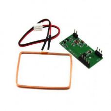 RFID ID РЧИД зчитувач карт RDM6300 Arduino