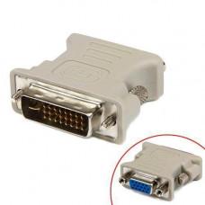 DVI 24+5 - перехідник VGA адаптер