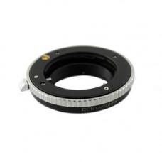 Адаптер-перехідник Contax G - Fujifilm X FX Ulata