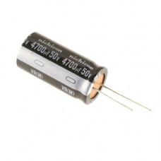 10x Конденсатор електролітичний алюмінієвий 4700мкФ 50В 105С
