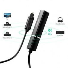 Bluetooth 5.0 аудіо адаптер, трансмітер, оптичний SPDIF штекер, Ugreen