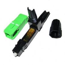Конектор швидкий SC APC для оптичного кабелю