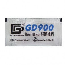 Термопаста GD900 0.5 г, пакетик, термо паста
