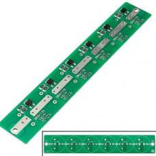 BMS плата заряду захисту 6 ионисторов суперконденсаторів 2.7 100-500Ф