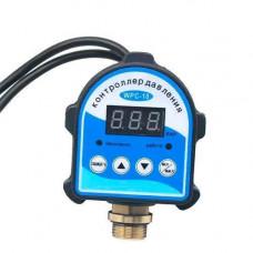Реле тиску електронне 10бар із захистом від сухого ходу ЖК 1.4 WPC-10