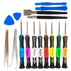 Набір інструментів для відкриття корпусів розбирання ремонту телефонів 16в1
