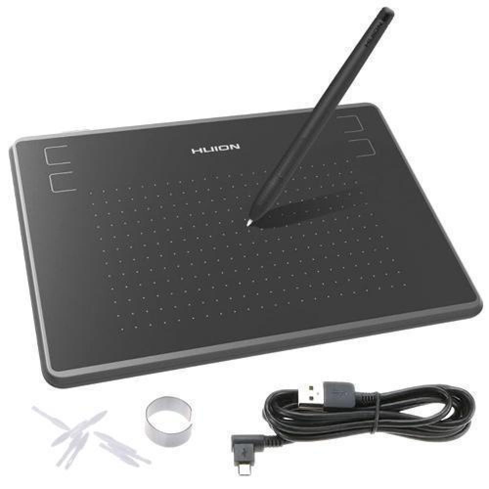 Графічний планшет з пасивним пером HUION H430P 4.8x3
