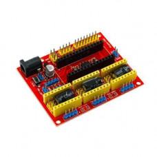 Плата розширення ЧПУ Arduino Nano CNC Shield v4.0