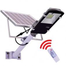 Вуличний ліхтар на сонячній батареї 20Вт 6000мАг сонячна система освітлення