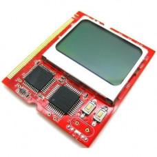 POST карта Mini PCI з текстовим оповіщення, аналізатор ноутбука