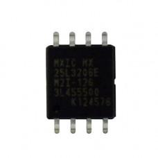 Чіп MX25L3206E 25L3206E SOP8, CMOS SERIAL FLASH 32Мбит