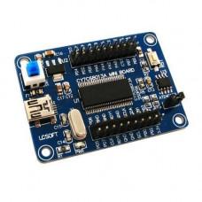 Налагоджувальна плата, логічний аналізатор CY7C68013A EZ-USB