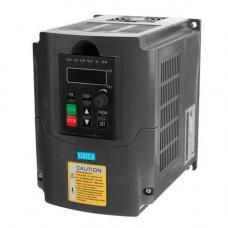 Інвертор частотний перетворювач 2.2 кВт 220В для шпинделя ЧПУ YL620-A