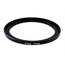 Підвищує степ кільце 67-77мм для Canon, Nikon