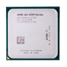 Процесор AMD A6-3500, 3 ядра 2.1 ГГц 3МБ, FM1 + IGP
