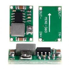 МІКРО понижуючий перетворювач напруги DC-DC MP2307 5-23В на 1-17В