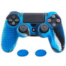 Чохол силіконовий для геймпада DualShock 4 PS4 антиковзаючий