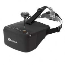 FPV відео окуляри у вигляді шолома 5.8 G 40CH Raceland 5 800x480 Eachine EV800