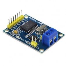 Модуль CAN шини, конвертер SPI - CAN на MCP2515 і TJA1050