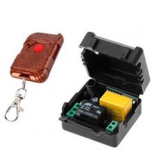 1-канальний бездротове реле 220В 433МГц, пульт, Arduino