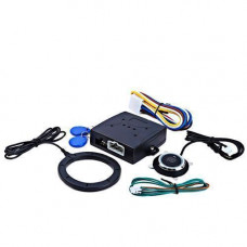 Старт стоп кнопка запуску запалювання двигуна протиугінна RFID 902A