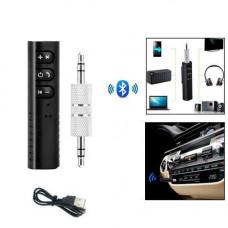 Bluetooth 4.1 аудіо приймач AUX адаптер 3.5 мм ресивер звуку BT-801