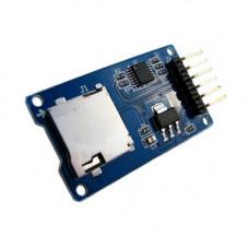 Модуль читання запису MicroSD TF кардрідер, Arduino