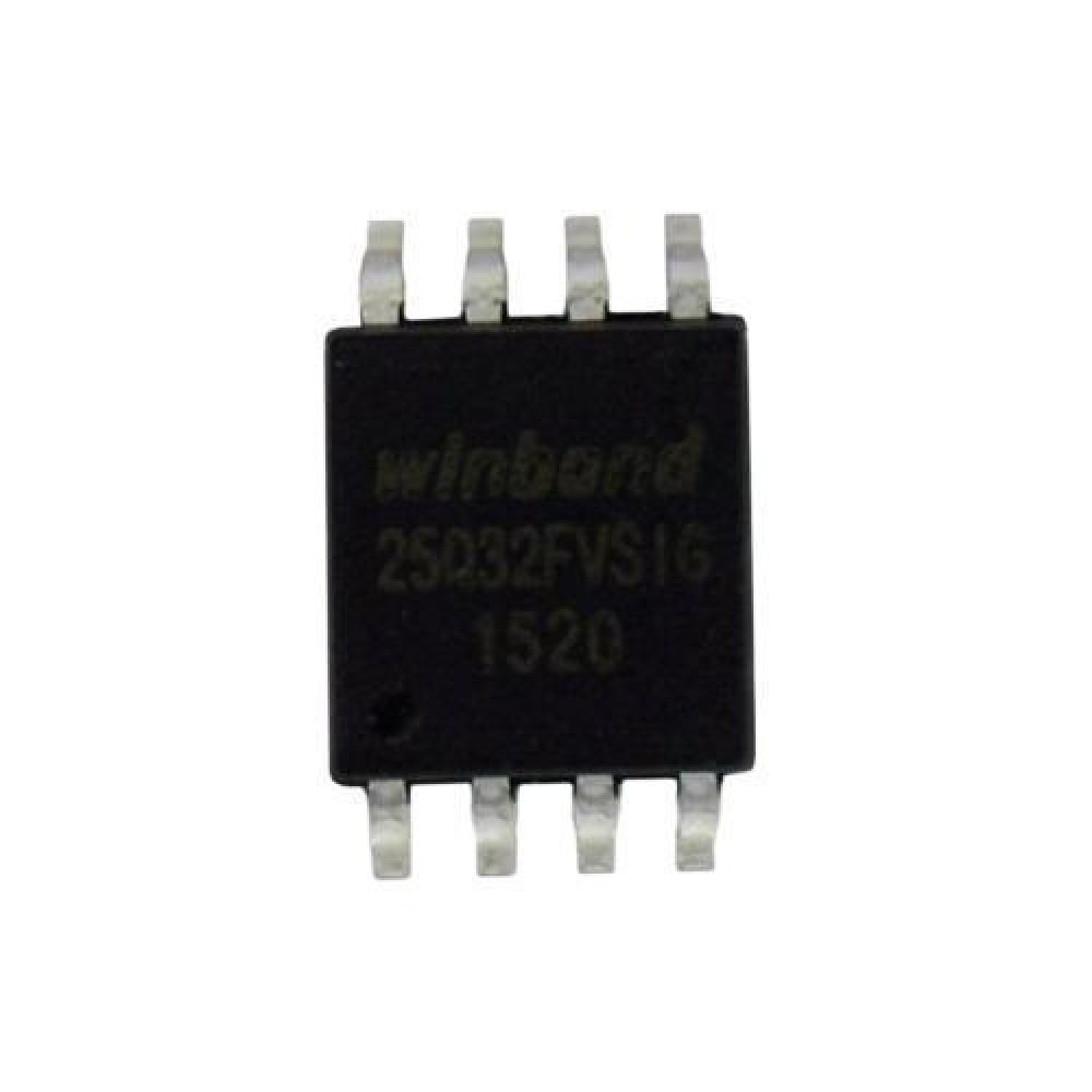 Чіп W25Q32 W25Q32BVSSIG SOP8, 32Мб SPI Flash