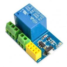 Модуль реле 1-канальний 5В для ESP8266 ESP-01S