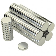 Неодимові магніти сильні 8х2мм N35 100шт