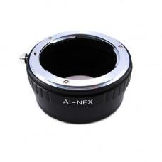 Адаптер адаптер Nikon AI - Sony NEX E, кільце Ulata
