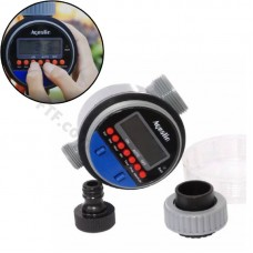 Таймер подачі води з кульовим клапаном, таймер поливу цифр. упр Aqualin YL21026