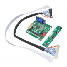 Універсальний контролер РК матриць, скалер MT6820-b v2.0