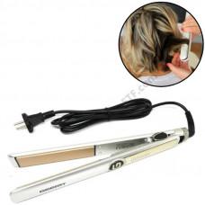 Плойка для волосся, праска, випрямляч, щипці, кераміка 150-230°C Geemy GM-416